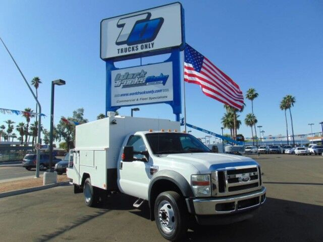 2009 Ford Super Duty F-550 DRW XLT