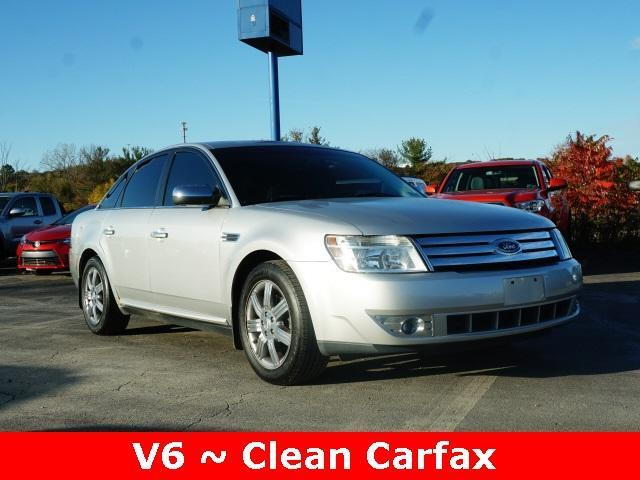 2009 Ford Taurus 4dr Sdn Limited FWD Cranberry Twp PA