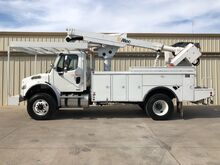 2009_Freightliner_M2 Business Class_Bucket Truck Altec TA41M_ Dallas TX