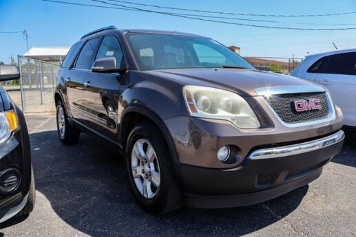2009 GMC Acadia SLT-1 FWD Houston TX