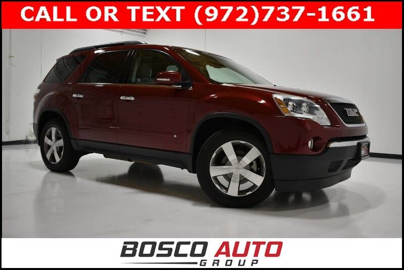 2009 GMC Acadia SLT1 Flower Mound TX
