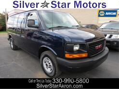 2009 GMC Savana 2500 Cargo Van
