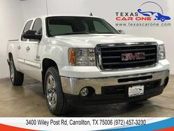 2009_GMC_Sierra 1500_SLE CREW CAB AUTOMATIC REMOTE ENGINE START TOWING HITCH BED LINER_ Carrollton TX