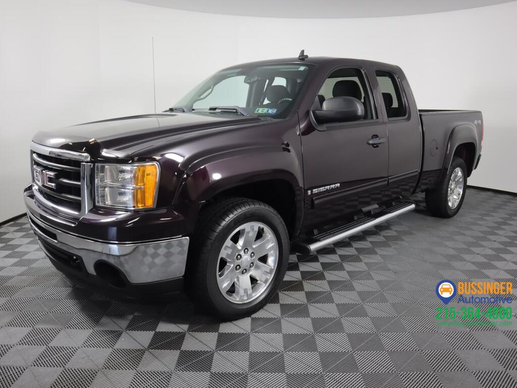 2009 GMC Sierra 1500 SLE Extended Cab - 4x4 Feasterville PA