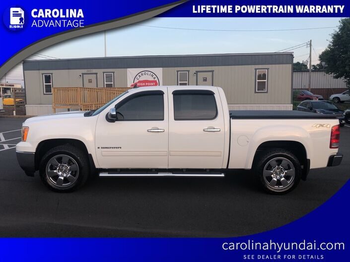 2009 GMC Sierra 1500 SLE High Point NC