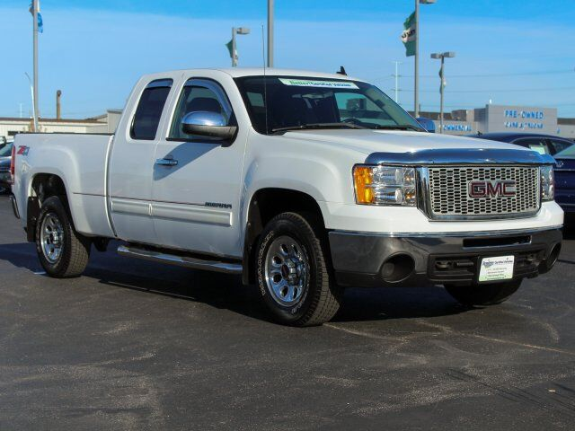 2009 GMC Sierra 1500 SLE Green Bay WI