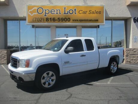 2009 GMC Sierra 1500 SLE1 Ext. Cab Long Box 2WD Las Vegas NV