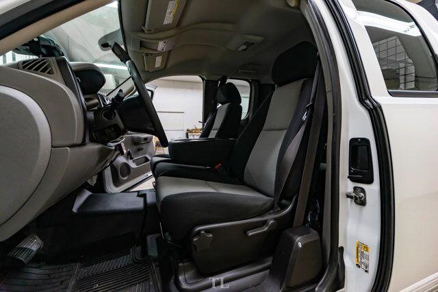 2009 GMC Sierra 2500HD 4x2 Ext Cab WT Longbox Red Deer AB