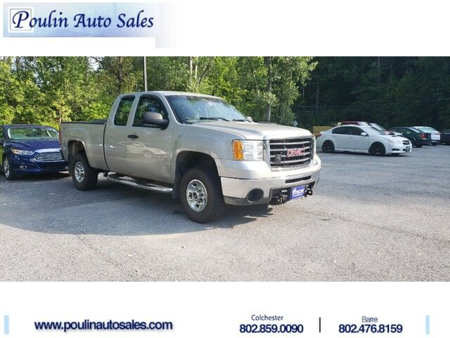 2009 GMC Sierra 2500HD Work Truck Barre VT