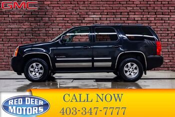 2009_GMC_Yukon_AWD SLT Leather Roof_ Red Deer AB