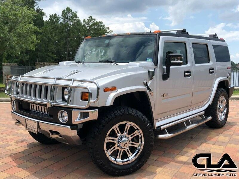 2009 HUMMER H2 SUV Luxury The Woodlands TX