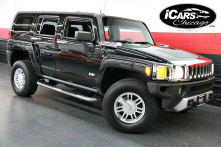 2009_HUMMER_H3_4dr Suv_ Chicago IL