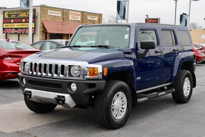 2009 HUMMER H3 SUV Fort Wayne Auburn and Kendallville IN