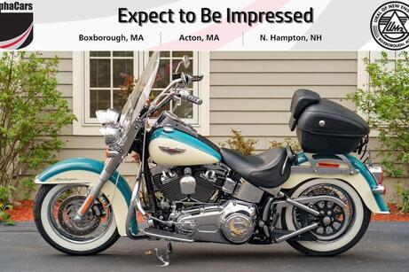 2009 Harley-Davidson FLSTN Softail Deluxe Boxborough MA