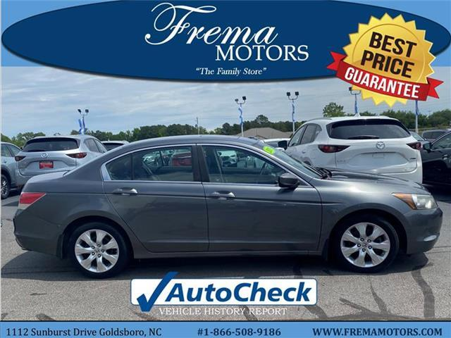 2009 Honda Accord 2.4 EX Sedan Goldsboro NC