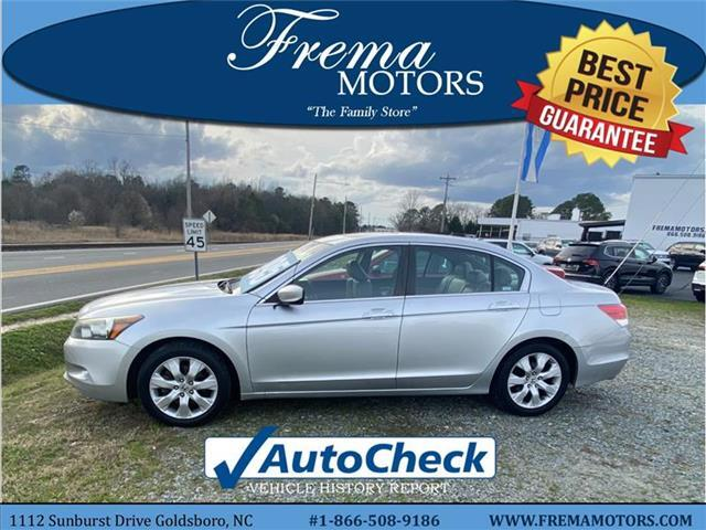 2009 Honda Accord 3.5 EX-L Sedan Goldsboro NC