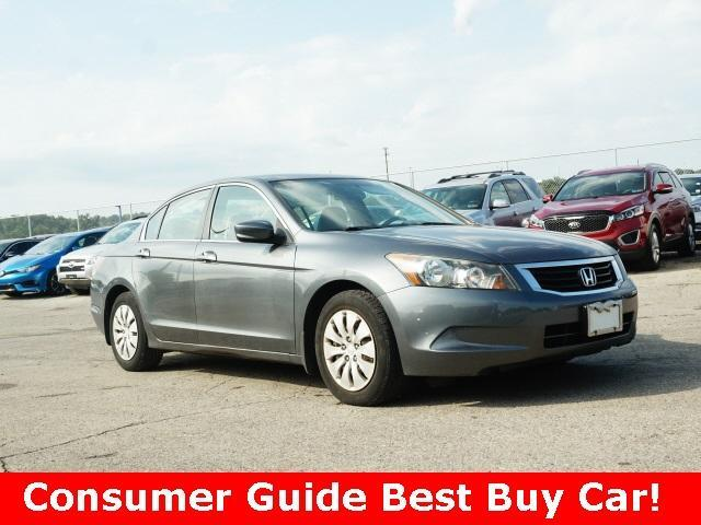 2009 Honda Accord 4dr I4 Auto LX Cranberry Twp PA