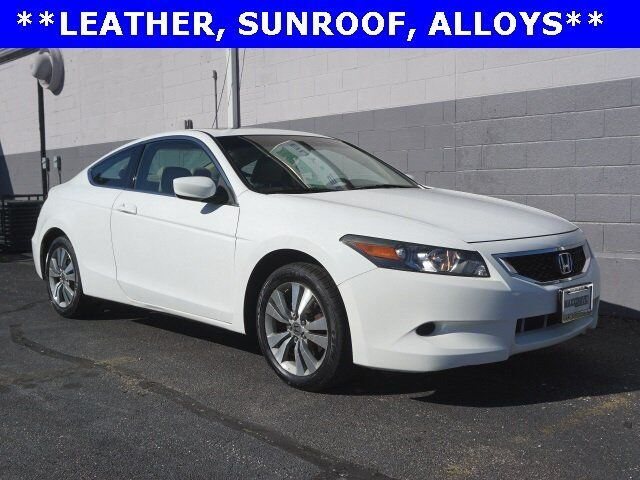 Attractive 2009 Honda Accord Cpe EX L Glen Burnie MD ...