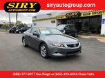 2009 Honda Accord Cpe EX
