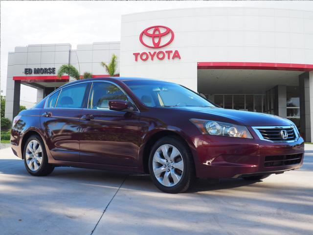 2009 Honda Accord EX-L 2.4 Delray Beach FL