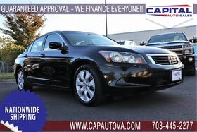 2009_Honda_Accord_EX-L_ Chantilly VA