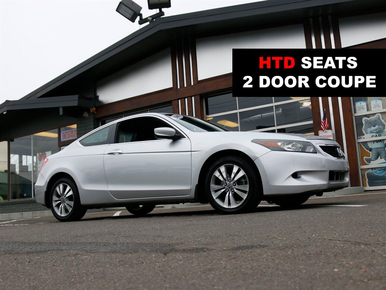 2009 Honda Accord EX-L LEATHER / LOADED / HTS SEATS Beaverton OR