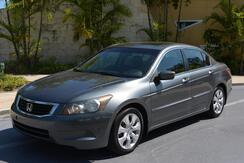 2009_Honda_Accord_EX-L_ Miami FL