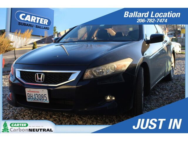 2009 Honda Accord EX-L V6 Seattle WA