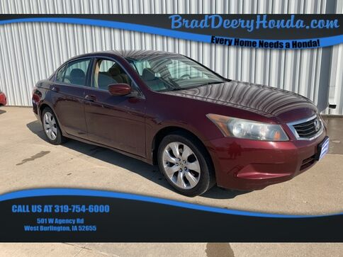 2009_Honda_Accord_EX_ West Burlington IA
