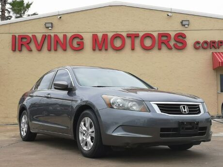 2009 Honda Accord LX-P Sedan San Antonio TX