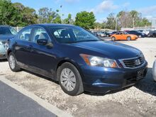 2009_Honda_Accord Sdn_LX_ Melbourne FL