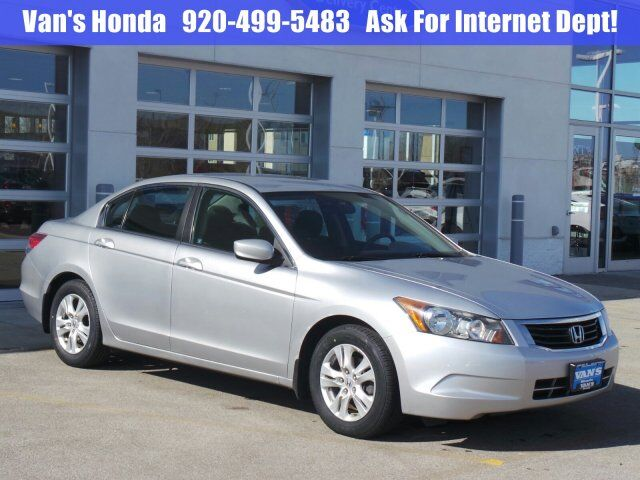 2009 Honda Accord Sdn LX-P Green Bay WI