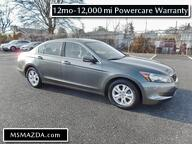 2009 Honda Accord Sdn LX-P Maple Shade NJ