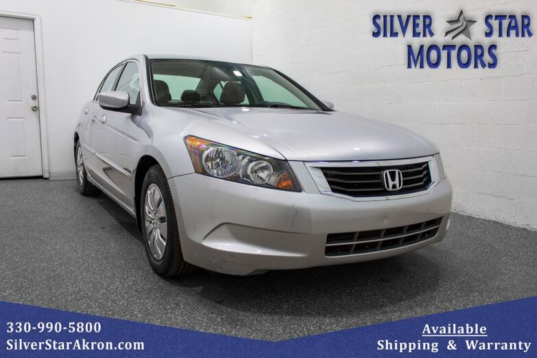 2009 Honda Accord Sdn LX Tallmadge OH