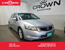 2009_Honda_Accord Sedan_4dr I4 Man EX-L_ Winnipeg MB
