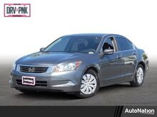 2009_Honda_Accord Sedan_LX_ Roseville CA