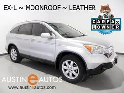 2009_Honda_CR-V EX-L_*MOONROOF, LEATHER, HEATED FRONT SEATS, STEERING WHEEL CONTROLS, AUTOMATIC CLIMATE CONTROL, CRUISE, ALLOY WHEELS_ Round Rock TX