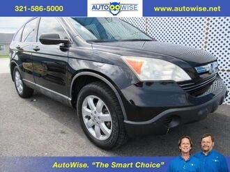 2009_Honda_CR-V EX W/LEATHER_EX_ Melbourne FL
