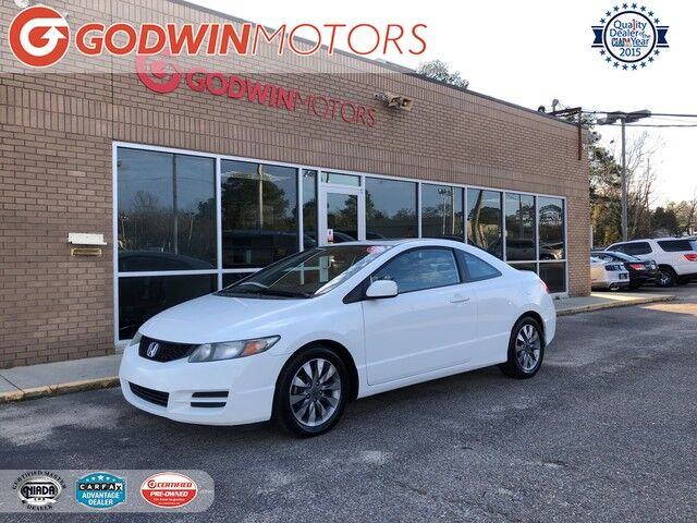 2009 Honda Civic Cpe EX Columbia SC