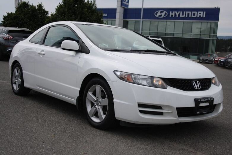 2009 Honda Civic Cpe LX Sporty,Sunroof, Coupe,Great on gas Penticton BC
