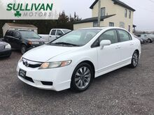 2009_Honda_Civic_EX Sedan 5-Speed AT_ Woodbine NJ