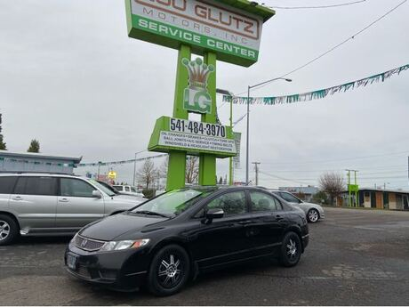2009 Honda Civic Hybrid CVT AT-PZEV Eugene OR