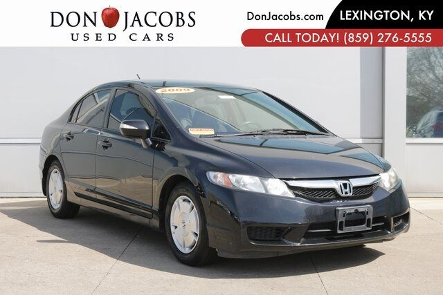 2009 Honda Civic Hybrid Lexington Ky