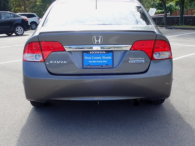 ... 2009 Honda Civic Hybrid Navigation Ellisville MO ...