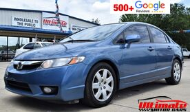 2009_Honda_Civic_LX 4dr Sedan 5A_ Saint Augustine FL