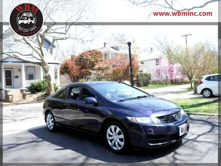 2009_Honda_Civic_LX Coupe_ Arlington VA