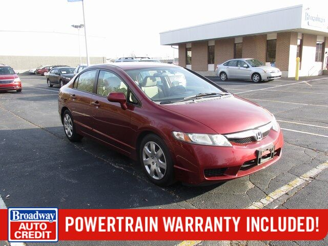 2009 Honda Civic LX Green Bay WI
