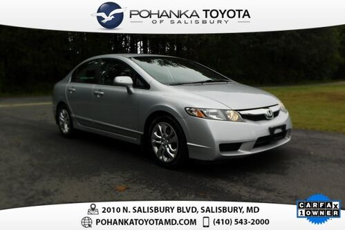 2009_Honda_Civic_LX_ Salisbury MD