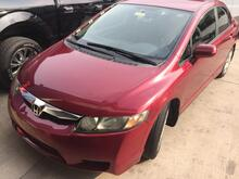 2009_Honda_Civic_LX Sedan 5-Speed AT_ Austin TX