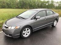 Honda Civic LX Sedan 5-Speed AT 2009
